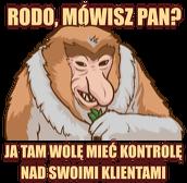 Kubek RODO - Prezent dla korposzczura - Somsiad