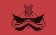 Maska Kabuki - Tengu