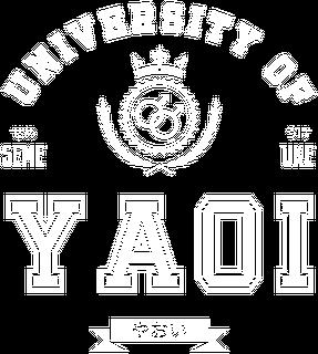 University of Yaoi - Plecak Yaoi Anime