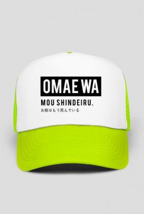 Omae wa mou shindeiru - Czapka anime