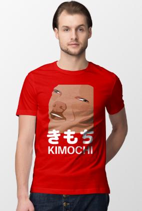 Koszulka Otaku - Kimochi (Japoński Mem) (Męska)