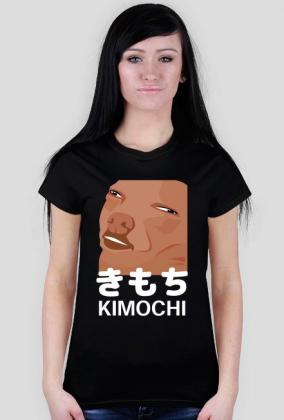 Koszulka Otaku - Kimochi (Japoński Mem) (Damska)