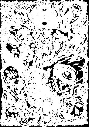 Horror Manga - Straszny Nadruk - Prezent dla fanki anime / Otaku #2