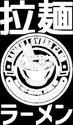 Ramen Koszulka z japońskimi znakami