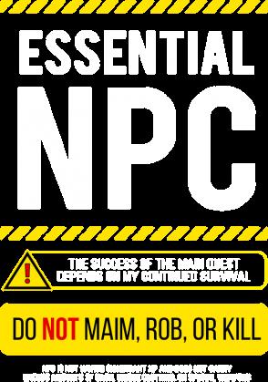 Bluza RPG (NPC) - na konwent (Męska)
