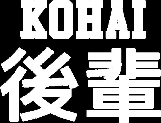 Kohai Koszulka Anime