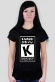 Kawaii rated by oniichan - Koszulka fanki anime (Damska)