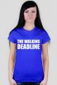 The Walking Deadline - Prezent dla grafika / programisty - Koszulka damska