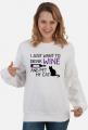 Bluza dla miłośniczki kotów / kociary