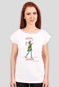 Koszulka Włóczykija kulturalnego