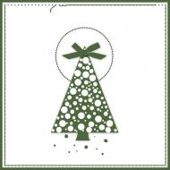 Kubek świąteczny (Choinka)