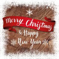 Poszewka na poduszkę (Merry Christmas)