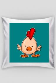 Wielkanocna poszewka dziecięca (Kurczak)