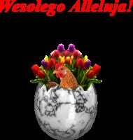 Wielkanocny kubek (Pisanka, Kura, Bukiet)
