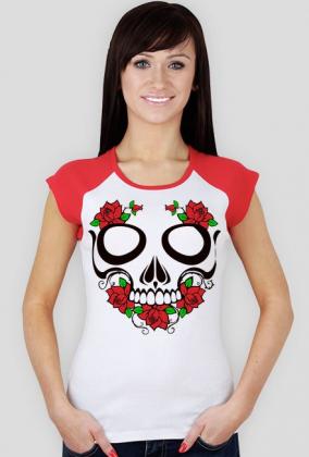 Koszulka damska (Czaszka)