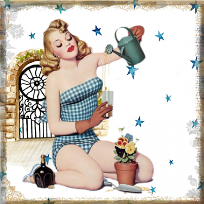 Kubek (Pin Up Girl)