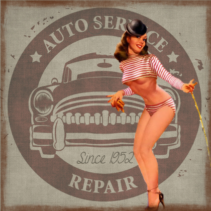 Poszewka na poduszkę (Auto Service)