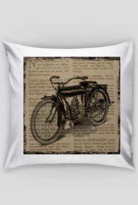 Poszewka na poduszkę (Motocykl Retro)