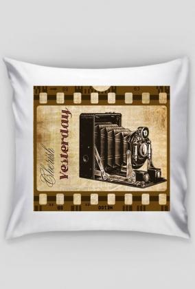 Poszewka na poduszkę (Aparat fotograficzny Retro)