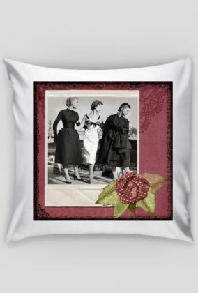 Poszewka na poduszkę (Kobiety Vintage)