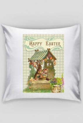 Poszewka na poduszkę (Wielkanoc Vintage)