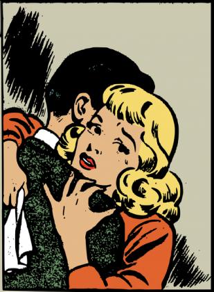 Kubek (Walentynki Retro)
