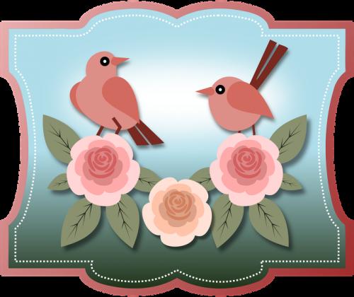 Poszewka (Ptaszki Vintage)