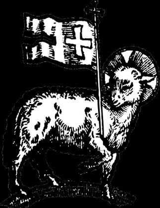 Poszewka (Baranek Wielkanocny)