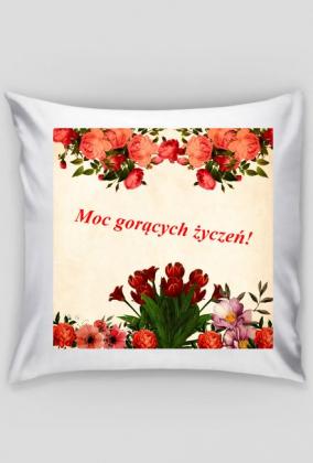 Poszewka na poduszkę (Moc gorących życzeń!)