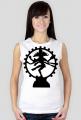 Koszulka damska bez rękawów (Shiva)