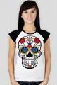 Koszulka damska (Czaszka meksykańska)