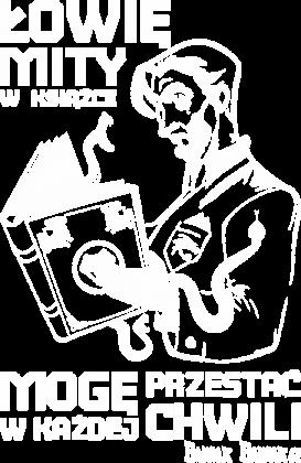Koszulka niestrudzonej czytelniczki