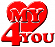 My heart for you miś