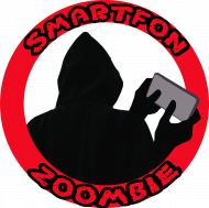 smartfon zoombie koszulka damska 1