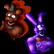 Bonnie and Freddy