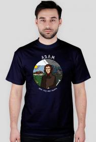 DisApproval_Adam roni łzę_koszulka