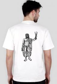 DisApproval_NADRUK Z TYŁU czuję się jak Zeus koszulka