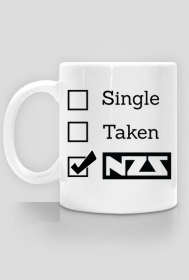 Kubek Single Taken NZS