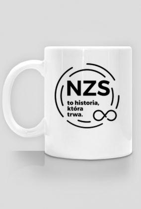"""Kubek """"NZS to historia, która trwa"""""""