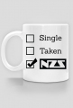 Kubek Single Taken NZS