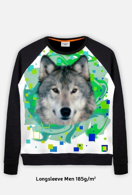 Pixel Wolf