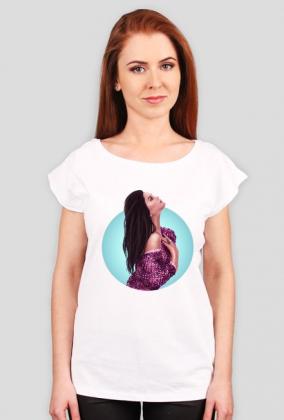Marie Claire Photoshoot • Koszulka damska