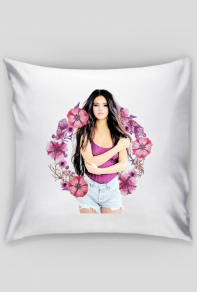 Selena Gomez Photoshoot • Poduszka
