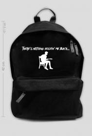 """Plecak *Czarny* """"TNHMB"""" - większy"""