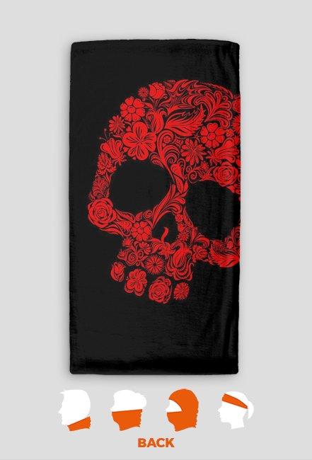 Komin red skull