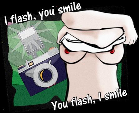 Kubek fotograficzny flash