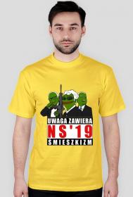 Austriacy NS'19 - koszulka męska