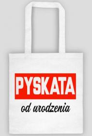 Pyskata - eko torba