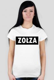 ZOŁZA - koszulka damska