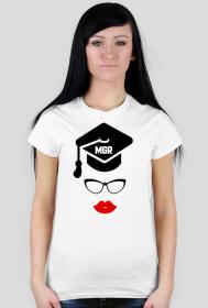 Pani magister - koszulka damska